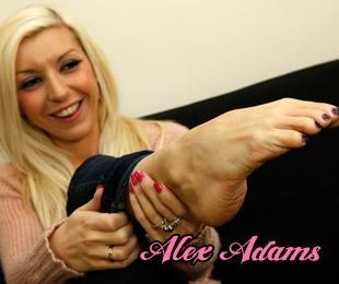 UK Tickling | Alex Adams