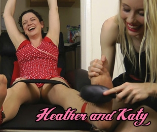 Heather & Katy