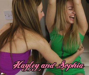 Hayley Marie and Sophia Smith 3
