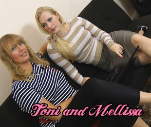 Toni and Melissa